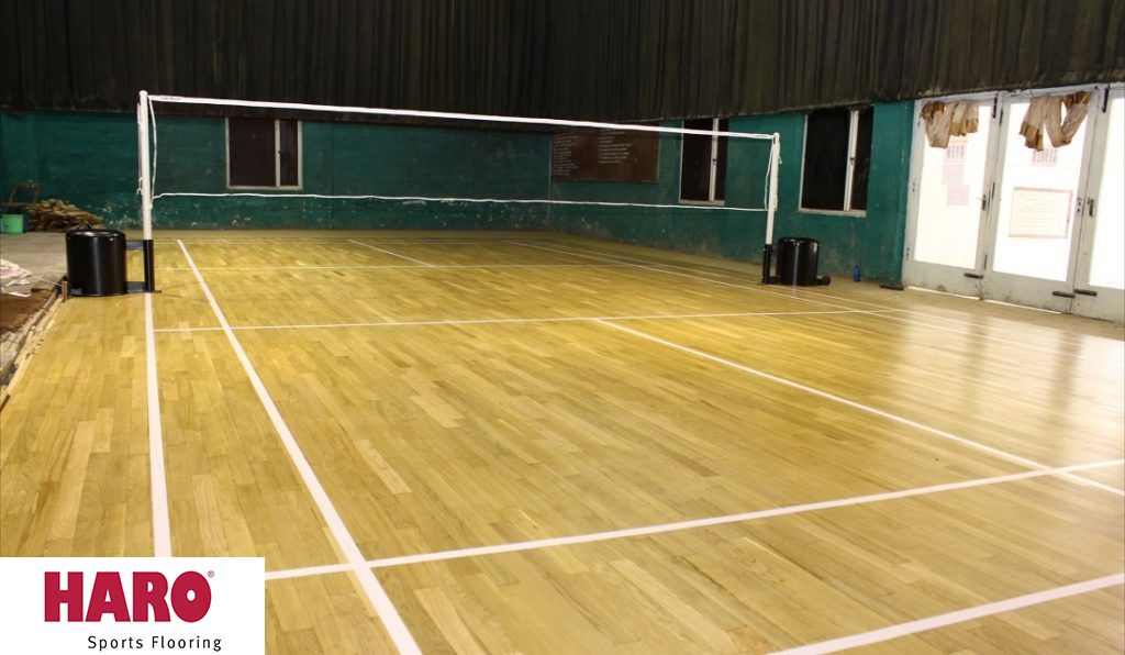 Haro - Indoor Sports Floors in Pakistan