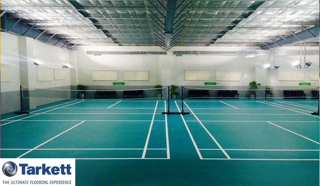 Tarkett Indoor Sports Flooring in Pakistan