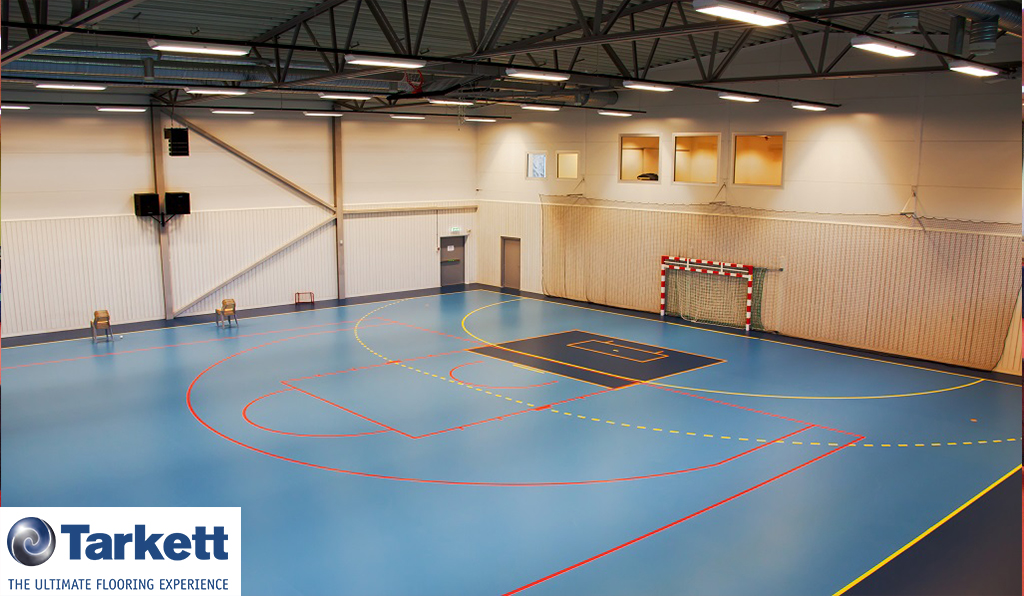 Indoor - Sports Flooring in Pakistan