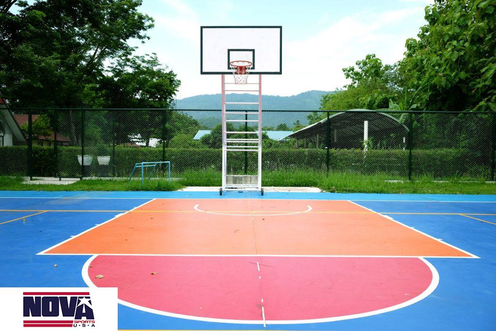 Outdoor Sports Flooring in Pakistan